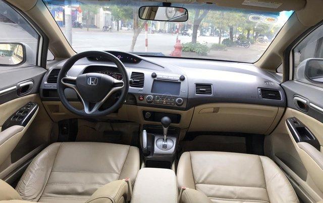 Honda Civic 1.8 AT 2011, màu trắng8
