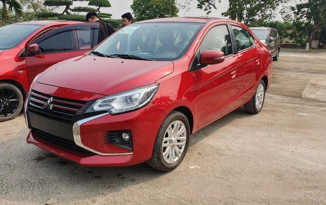 Mitsubishi Attrage CVT nhập khẩu Thái Lan - Hỗ trợ thuế trước bạ 50%. Mua xe giá tốt  0