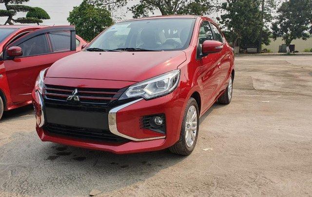 Mitsubishi Attrage CVT nhập khẩu Thái Lan - Hỗ trợ thuế trước bạ 50%. Mua xe giá tốt  2