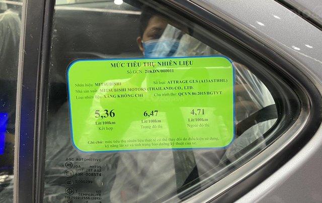 Mitsubishi Attrage CVT nhập khẩu Thái Lan - Hỗ trợ thuế trước bạ 50%. Mua xe giá tốt  9