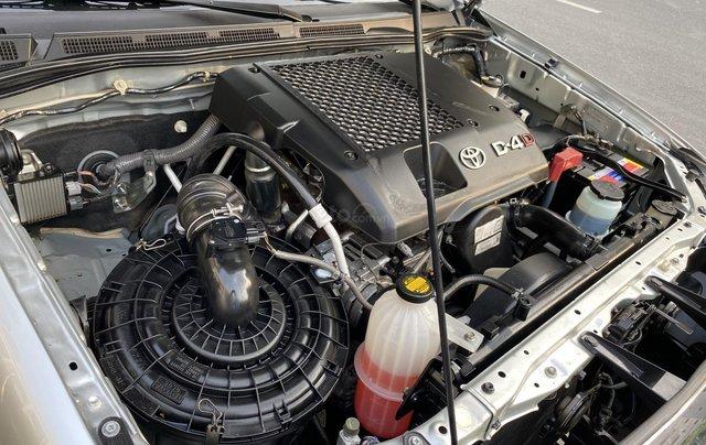 Bán Toyota Fortuner 2.5G, số sàn, máy dầu, sản xuất 2016, màu bạc, xe đẹp BSTP, trang bị đầy đủ đồ12