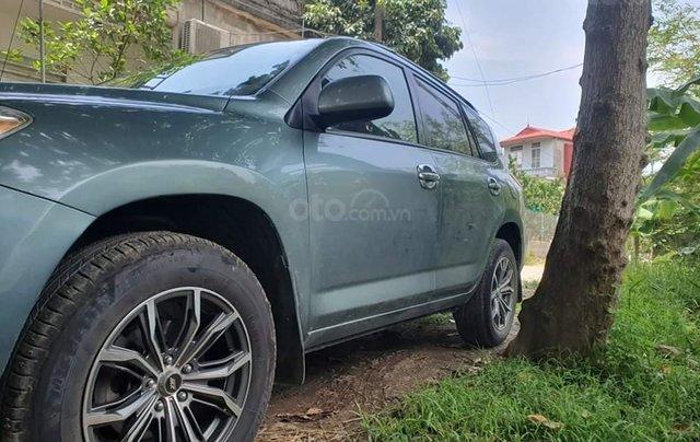 Xe Toyota Rav4 nhập khẩu, đổ xăng là chạy sản xuất 2006, đăng ký lẫn đâu 2008, màu xanh3
