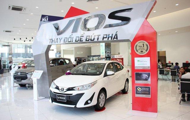 Toyota Vinh - Nghệ An bán xe Vios giá rẻ nhất Nghệ An, trả góp 80% lãi suất thấp không cần chứng minh thu nhập0