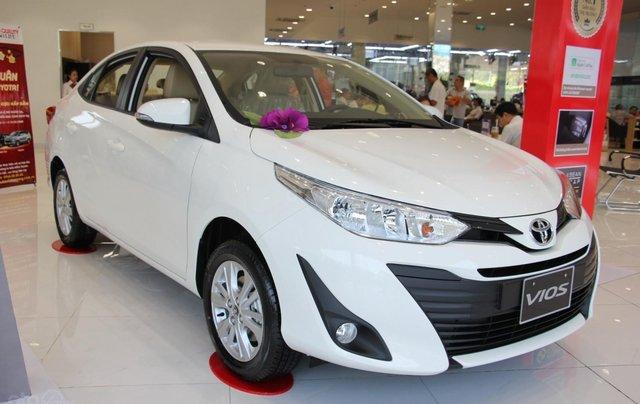 Toyota Vinh - Nghệ An bán xe Vios giá rẻ nhất Nghệ An, trả góp 80% lãi suất thấp không cần chứng minh thu nhập5