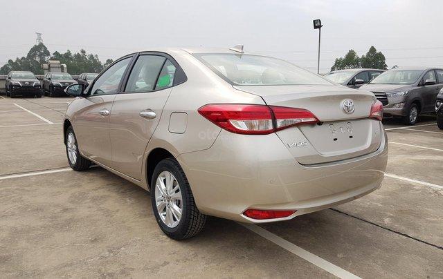 Toyota Vinh - Nghệ An bán xe Vios G giá rẻ nhất Nghệ An, trả góp 80% lãi suất thấp3
