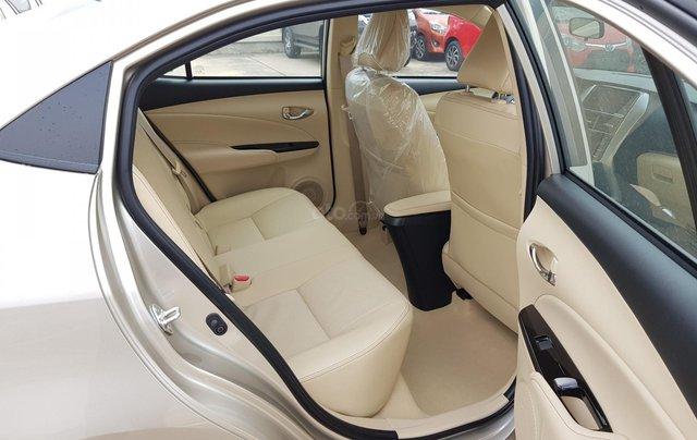 Toyota Vinh - Nghệ An bán xe Vios G giá rẻ nhất Nghệ An, trả góp 80% lãi suất thấp6