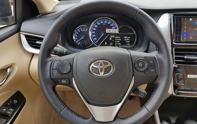Toyota Vinh - Nghệ An bán xe Vios G giá rẻ nhất Nghệ An, trả góp 80% lãi suất thấp8