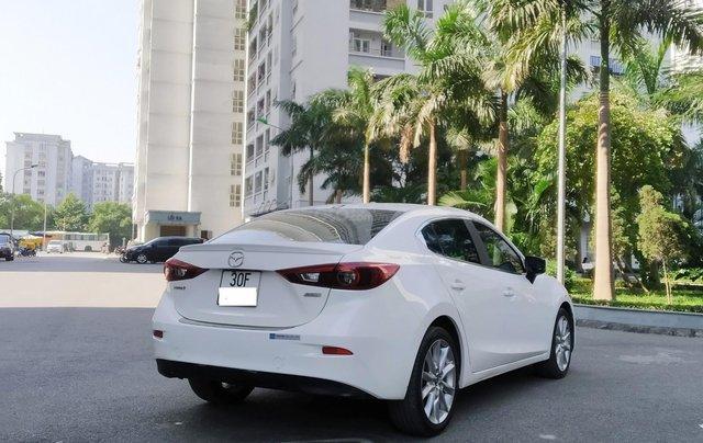 Mazda 3 2.0AT sản xuất 2018, màu trắng5