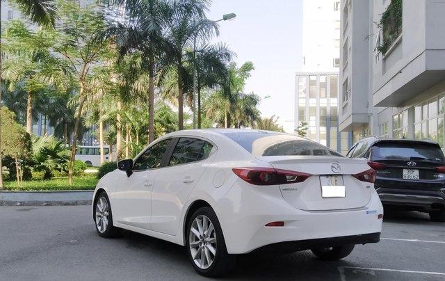 Mazda 3 2.0AT sản xuất 2018, màu trắng4