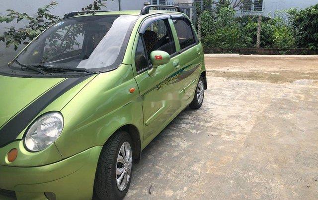 Bán Daewoo Matiz 2004, màu xanh lục còn mới0