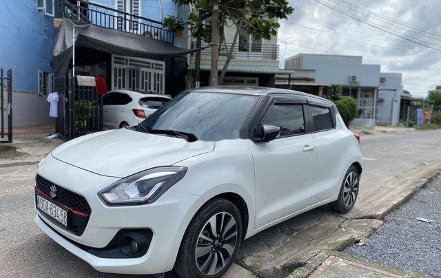Bán Suzuki Swift đời 2019, màu trắng, nhập khẩu nguyên chiếc chính chủ2
