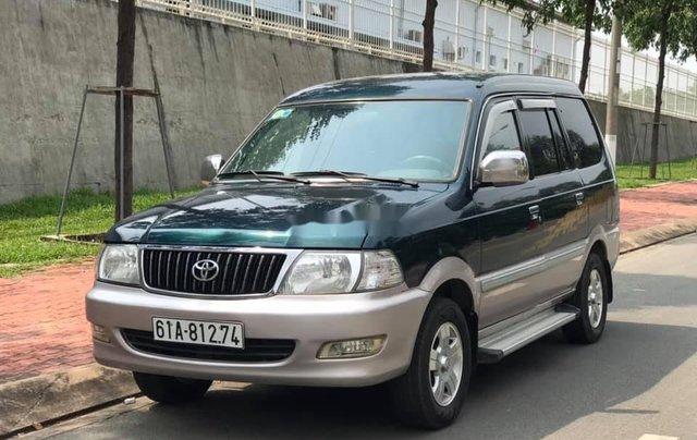 Cần bán lại xe Toyota Zace sản xuất năm 2005 còn mới, giá chỉ 245 triệu0