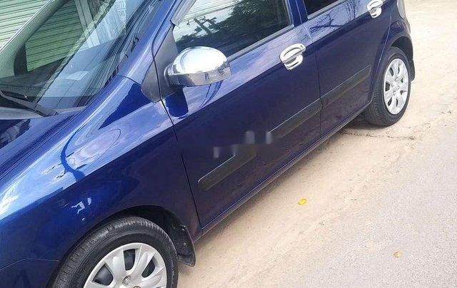 Bán Hyundai Getz năm sản xuất 2010, màu xanh lam, nhập khẩu, giá chỉ 210 triệu2