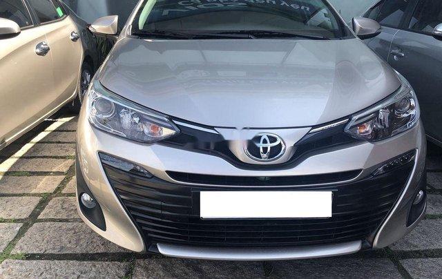 Cần bán xe Toyota Vios năm 2020, màu bạc, 555 triệu0
