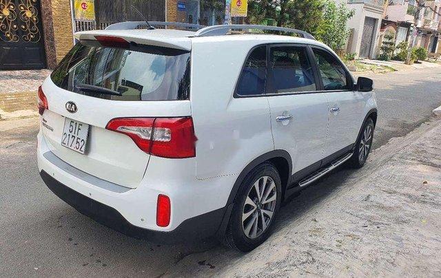 Bán xe Kia Sorento năm sản xuất 2015, màu trắng1