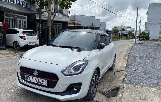 Bán Suzuki Swift đời 2019, màu trắng, nhập khẩu nguyên chiếc chính chủ3