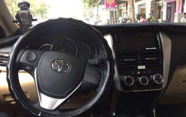 Xe Toyota Vios năm 2020, màu vàng còn mới3