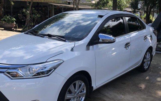 Bán ô tô Toyota Vios năm sản xuất 2017 còn mới1