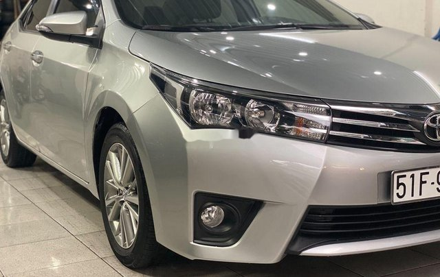 Bán ô tô Toyota Corolla Altis năm 2016 còn mới, 590 triệu4