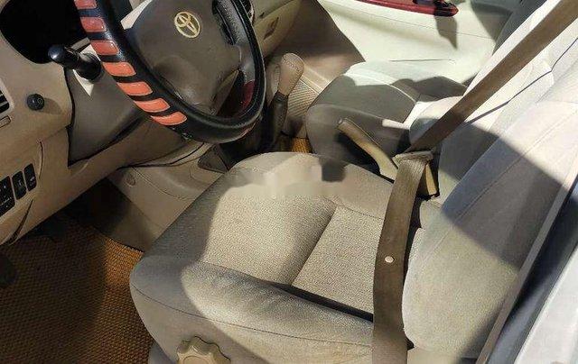 Bán Toyota Innova 2006, màu bạc, nhập khẩu nguyên chiếc xe gia đình7