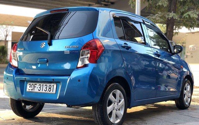 Chính chủ bán ô tô Suzuki Celerio 2018, màu xanh lam, nhập khẩu3