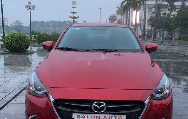 Cần bán lại xe Mazda 2 đời 2019, màu đỏ, nhập khẩu nguyên chiếc, 529 triệu0