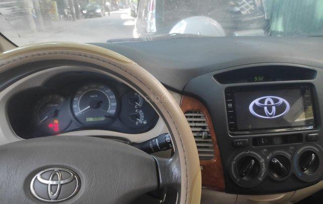 Toyota Innova 2007 bản J, đã nâng lên G, 2 dàn lạnh, xe chạy tốt1