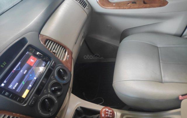 Toyota Innova 2007 bản J, đã nâng lên G, 2 dàn lạnh, xe chạy tốt2