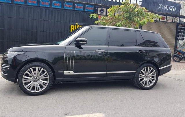 Chính chủ bán Land Rover Range Rover Autobiography Black Edition 5.0L model 2016 màu đen, đã lên form bản SV 20201