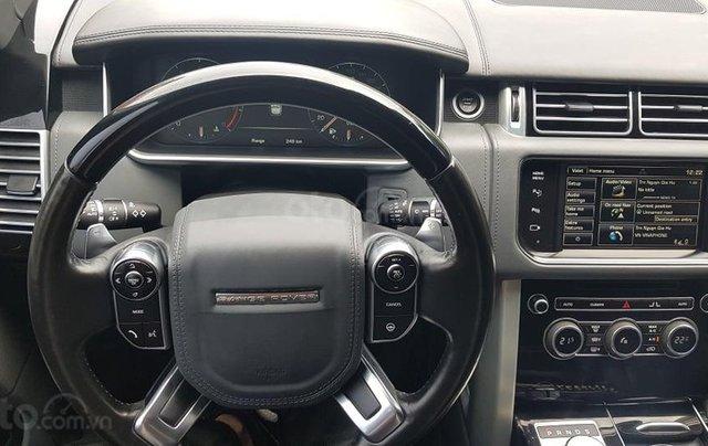 Chính chủ bán Land Rover Range Rover Autobiography Black Edition 5.0L model 2016 màu đen, đã lên form bản SV 20207