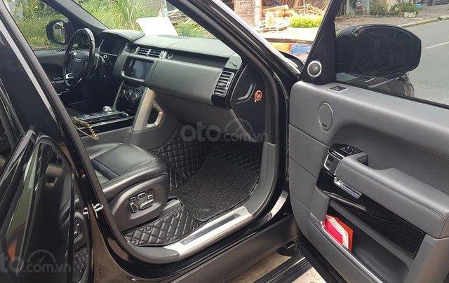 Chính chủ bán Land Rover Range Rover Autobiography Black Edition 5.0L model 2016 màu đen, đã lên form bản SV 20206