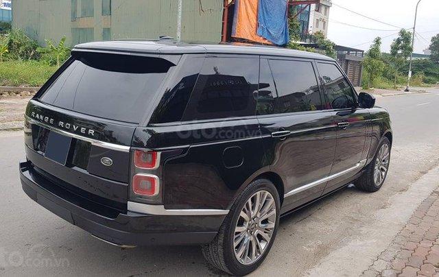 Chính chủ bán Land Rover Range Rover Autobiography Black Edition 5.0L model 2016 màu đen, đã lên form bản SV 20203