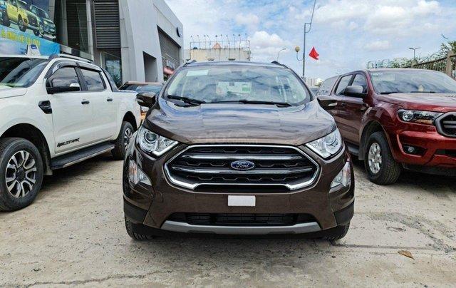 [ Hot ] Ford Ecosport 2020, hỗ trợ vay 80% giá trị xe, giao xe ngay, KM giá trị lên đến 40 triệu và nhiều phần quà khác4