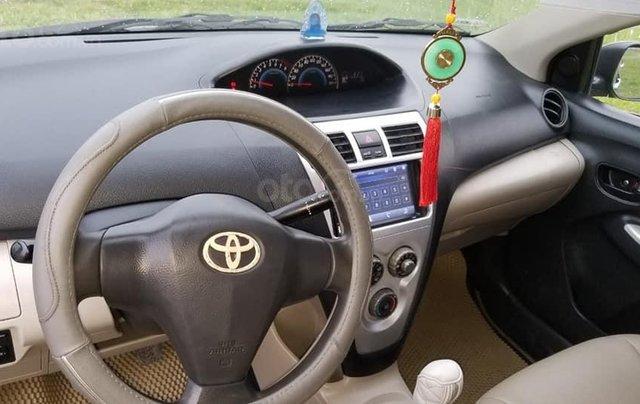 Hỗ trợ mua xe giá thấp với chiếc Toyota Vios sản xuất năm 2009 số sàn, xe còn mới8