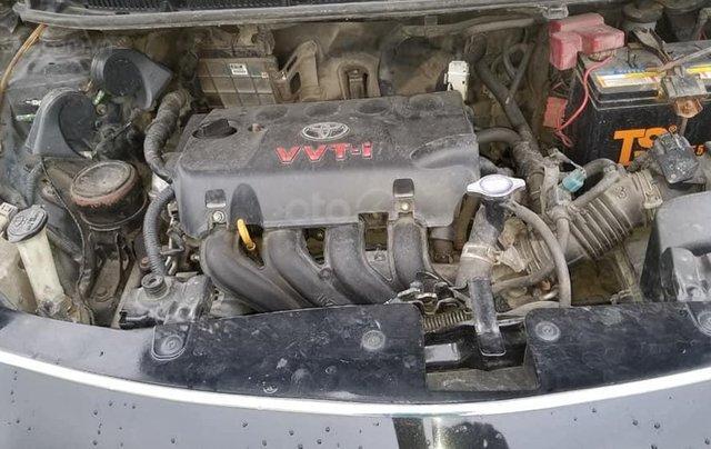Hỗ trợ mua xe giá thấp với chiếc Toyota Vios sản xuất năm 2009 số sàn, xe còn mới9