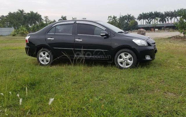 Hỗ trợ mua xe giá thấp với chiếc Toyota Vios sản xuất năm 2009 số sàn, xe còn mới4