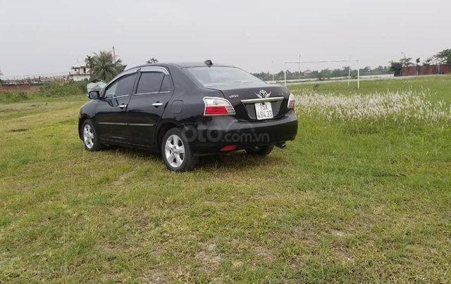Hỗ trợ mua xe giá thấp với chiếc Toyota Vios sản xuất năm 2009 số sàn, xe còn mới3