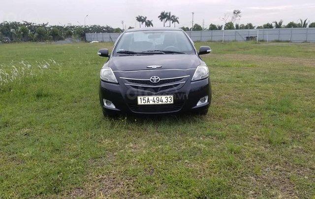 Hỗ trợ mua xe giá thấp với chiếc Toyota Vios sản xuất năm 2009 số sàn, xe còn mới0