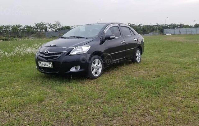 Hỗ trợ mua xe giá thấp với chiếc Toyota Vios sản xuất năm 2009 số sàn, xe còn mới1