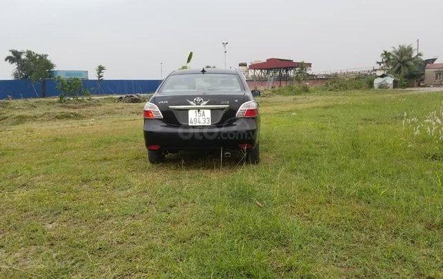 Hỗ trợ mua xe giá thấp với chiếc Toyota Vios sản xuất năm 2009 số sàn, xe còn mới6