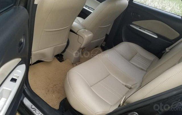 Hỗ trợ mua xe giá thấp với chiếc Toyota Vios sản xuất năm 2009 số sàn, xe còn mới7