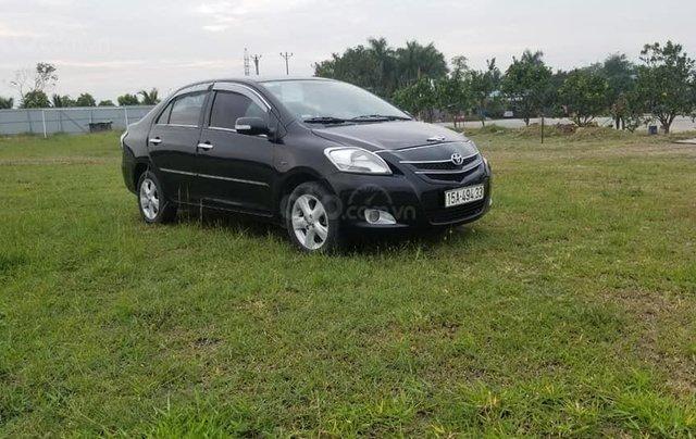 Hỗ trợ mua xe giá thấp với chiếc Toyota Vios sản xuất năm 2009 số sàn, xe còn mới2