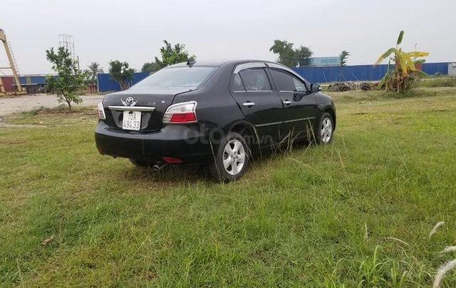 Hỗ trợ mua xe giá thấp với chiếc Toyota Vios sản xuất năm 2009 số sàn, xe còn mới5