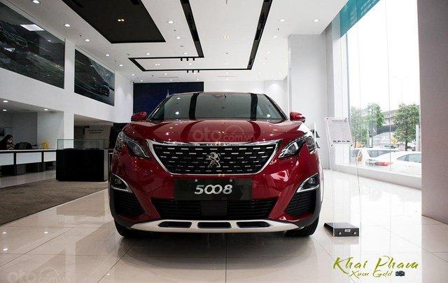 [Hot hot] Peugeot 5008 AT - đừng bỏ lỡ - quà tặng tri ân cuối năm - đủ màu - giao ngay0