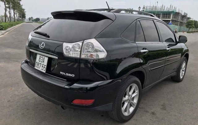 Cần bán hoặc trao đổi Lexus RX350 sx 2008, nhập khẩu Canada6