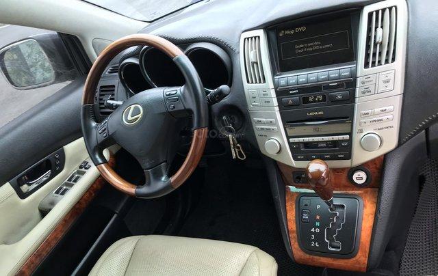 Cần bán hoặc trao đổi Lexus RX350 sx 2008, nhập khẩu Canada8