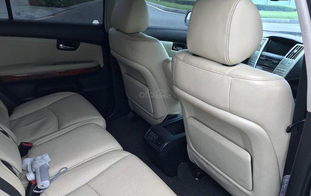 Cần bán hoặc trao đổi Lexus RX350 sx 2008, nhập khẩu Canada7