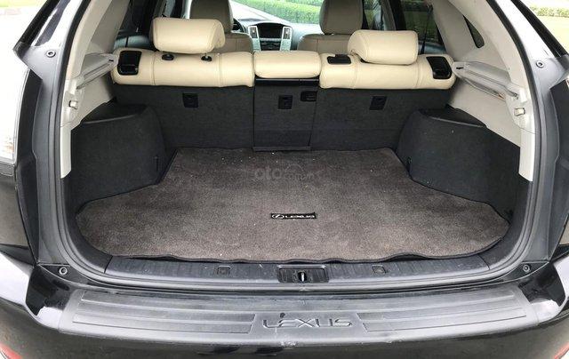 Cần bán hoặc trao đổi Lexus RX350 sx 2008, nhập khẩu Canada12