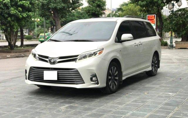 Cần bán gấp với giá ưu đãi nhất chiếc Toyota Sienna Limited đời 20184