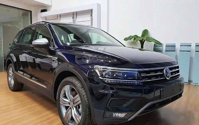 Bán Volkswagen Tiguan năm 2019, màu đen, nhập khẩu 0